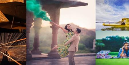 Top 11 Props for your Pre-wedding Photoshoot